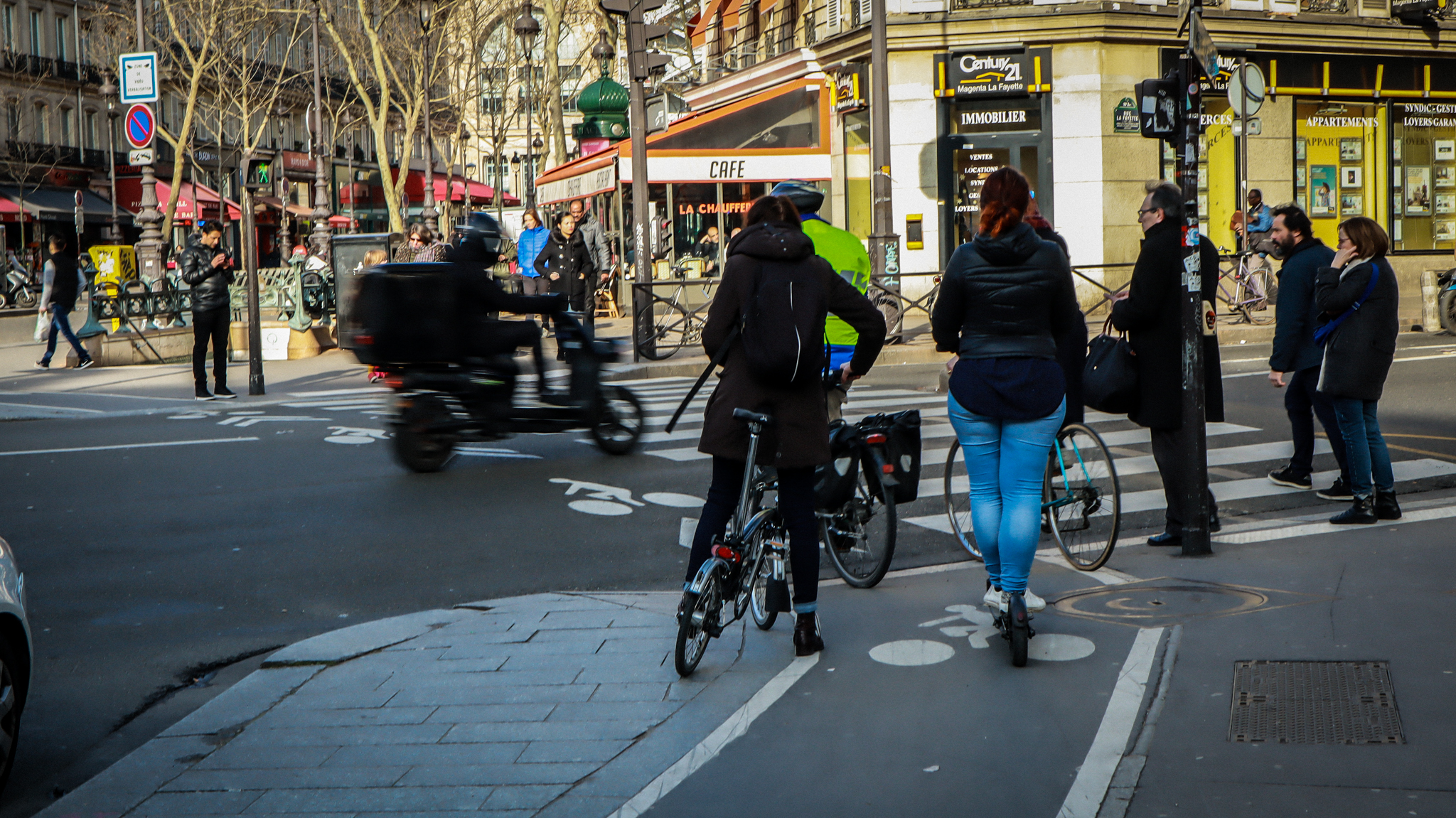 Distance et vélo | Non le vélo quotidien, ce n'est pas du cyclisme!