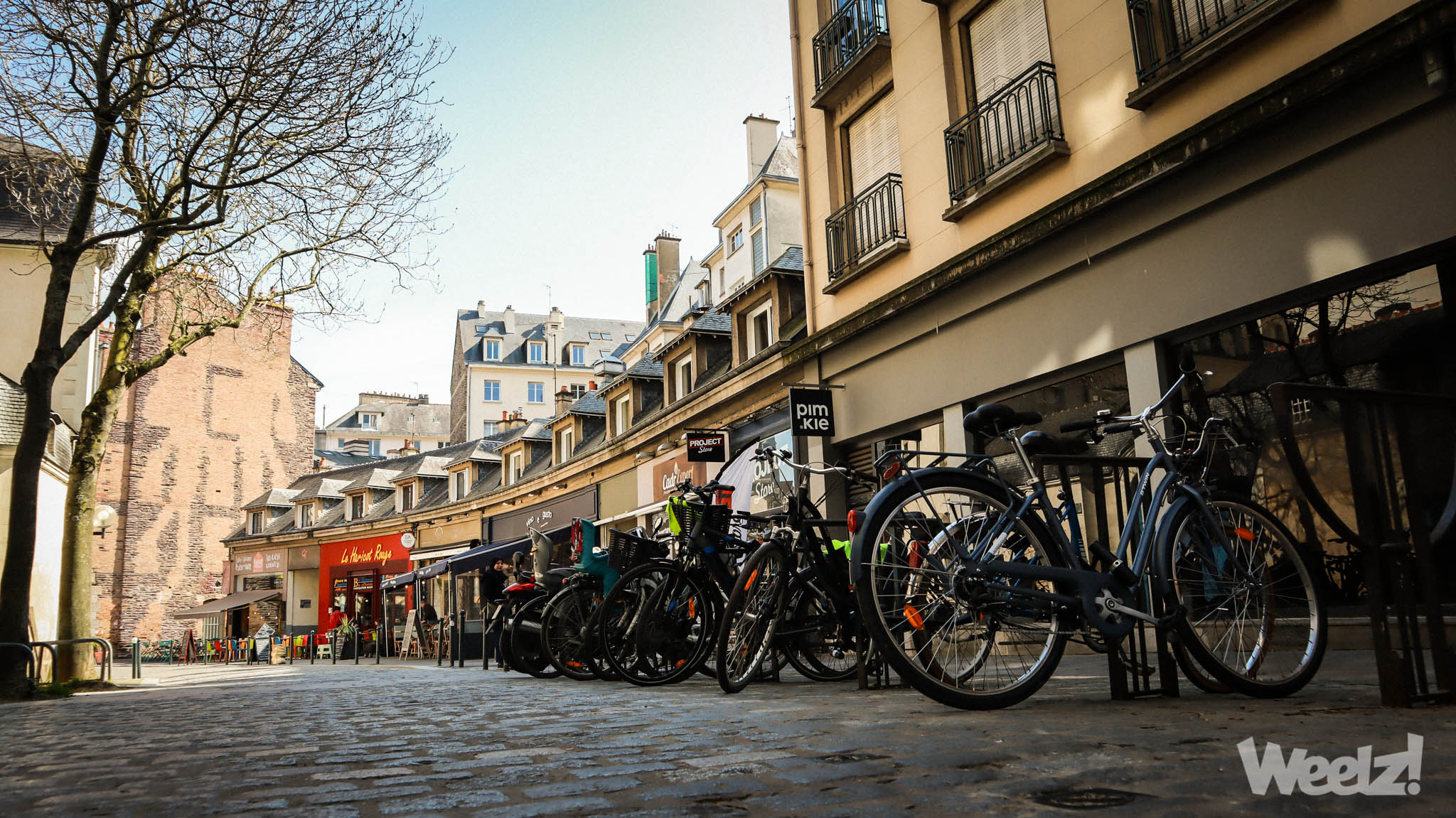 Weelz Rennes Velo Urbain Cycliste In Out Mobilites 3907