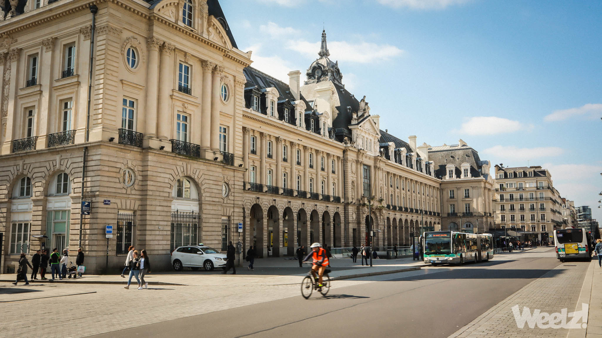 Weelz Rennes Velo Urbain Cycliste In Out Mobilites 3939