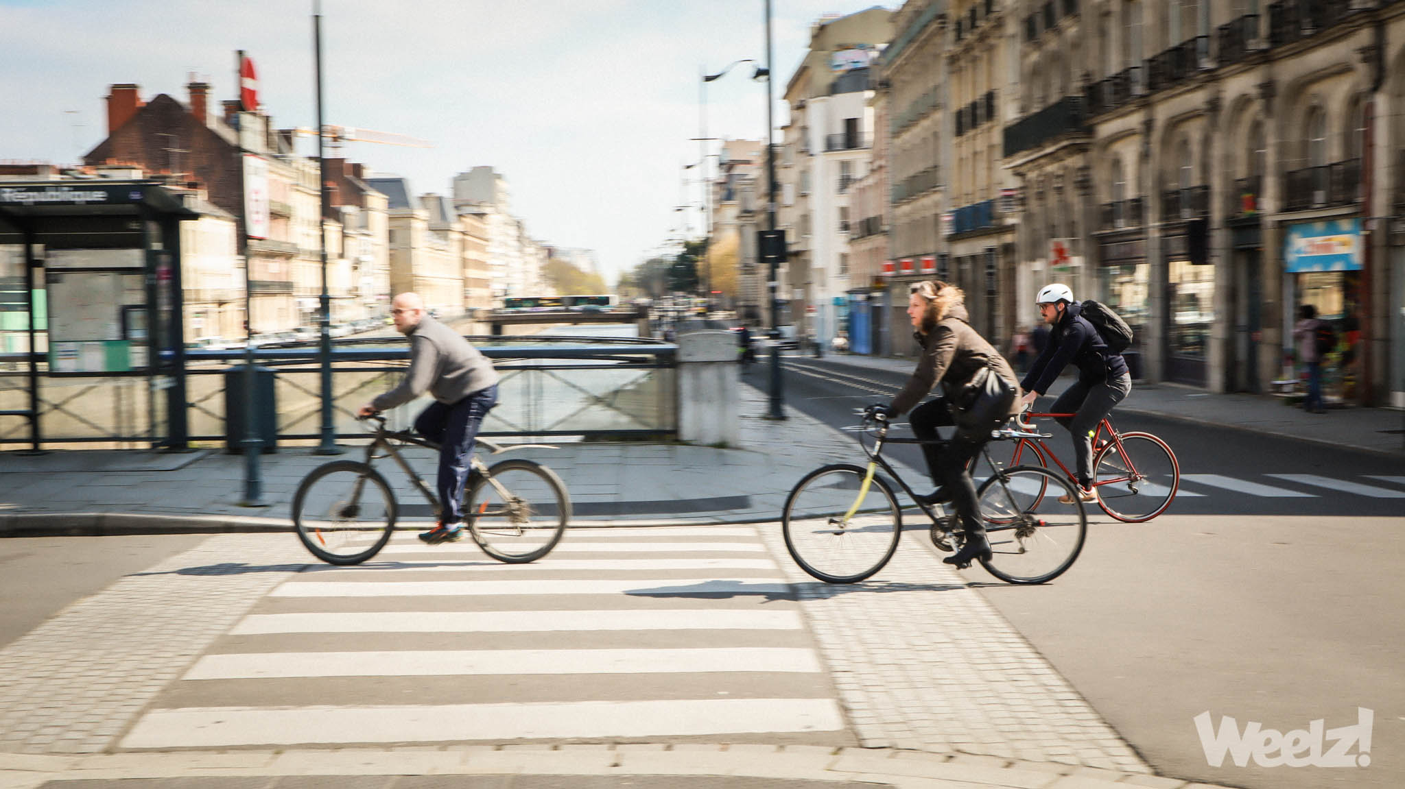 Weelz Rennes Velo Urbain Cycliste In Out Mobilites 3953