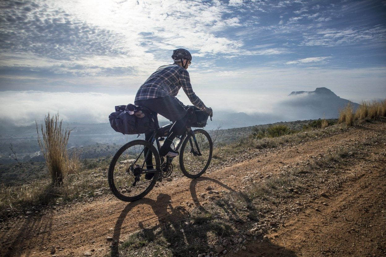 Définition: C'est quoi le bikepacking?