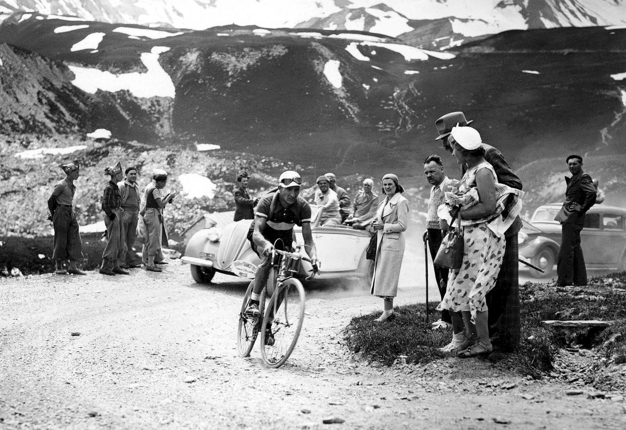 Gino Bartali, juste héros vélo malgré lui