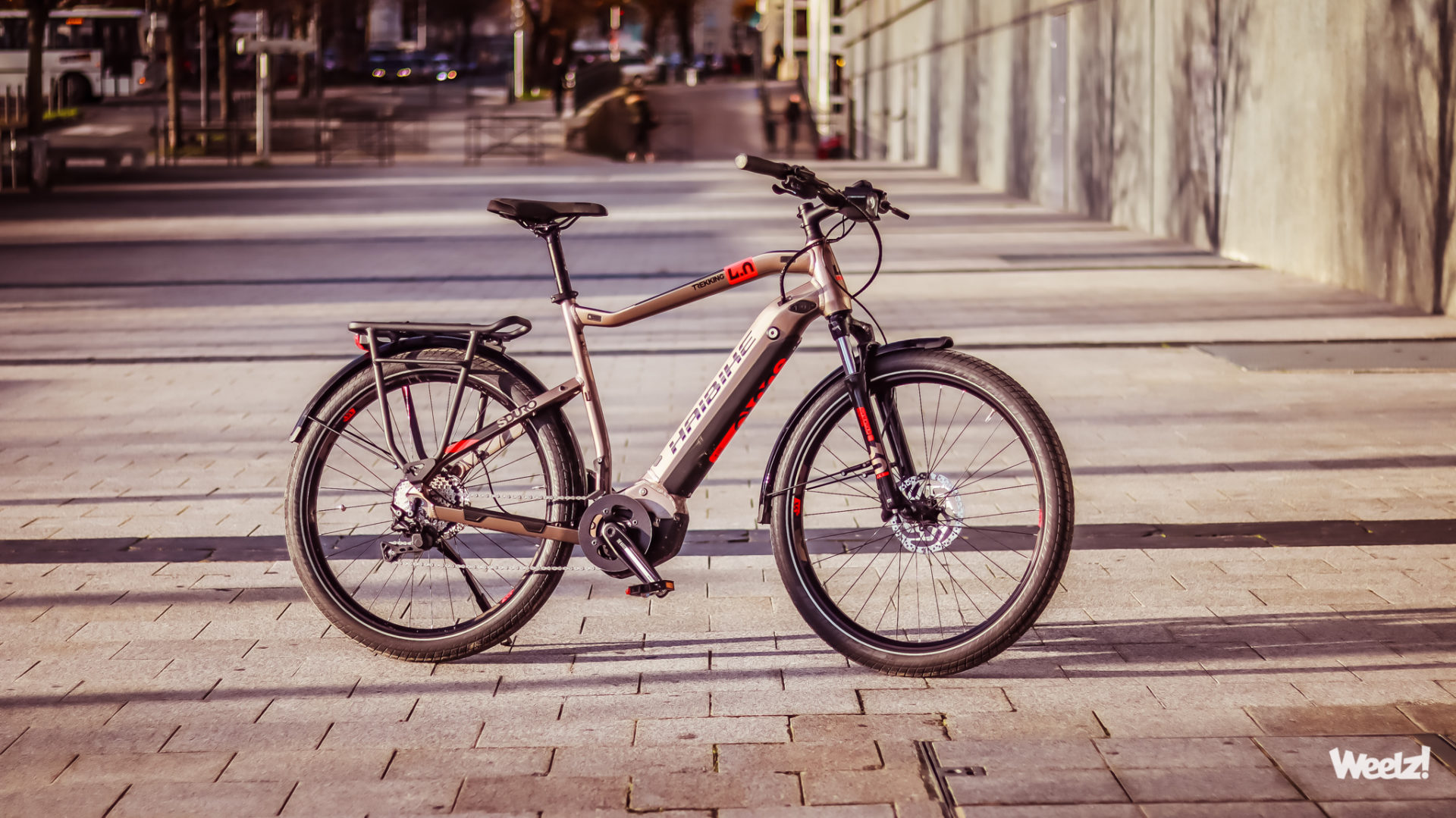 [Test] Vélo électrique Haibike SDURO Trekking, respect et robustesse