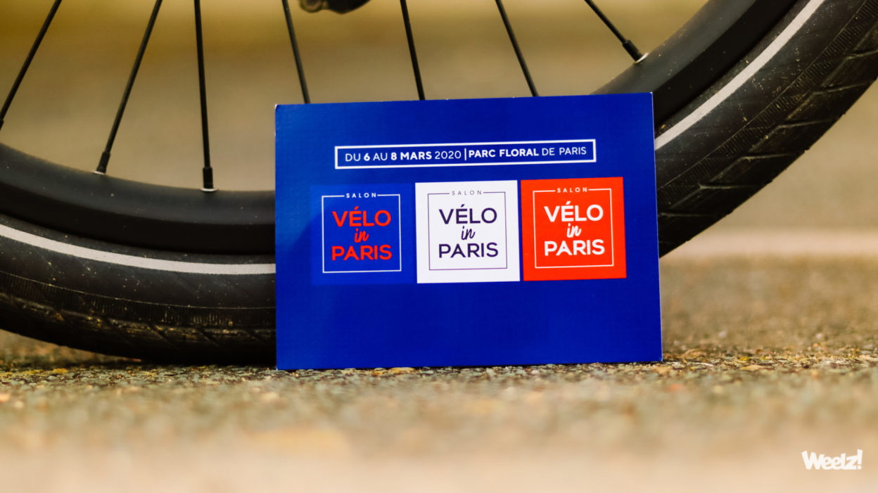 Salon Vélo in Paris 2020, la bicyclette s'expose à nouveau au Parc Floral