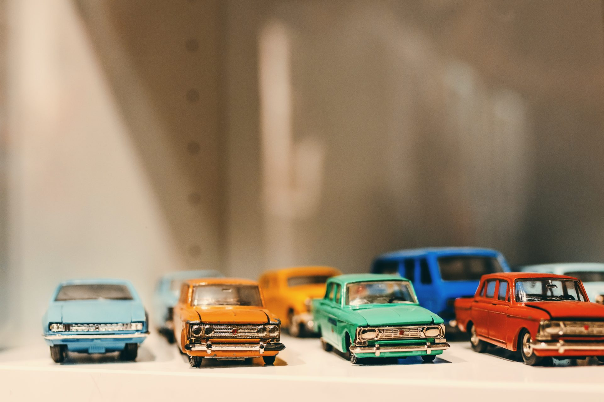 Selective Focus Photography Of Die Cast Model Toy Cars 2691481
