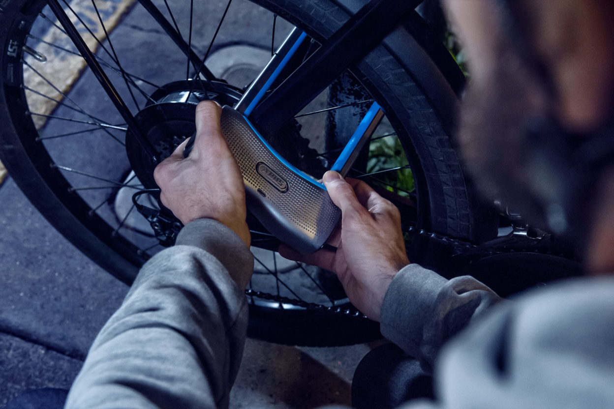 [Test] ABUS 770A SmartX, l'antivol vélo U connecté