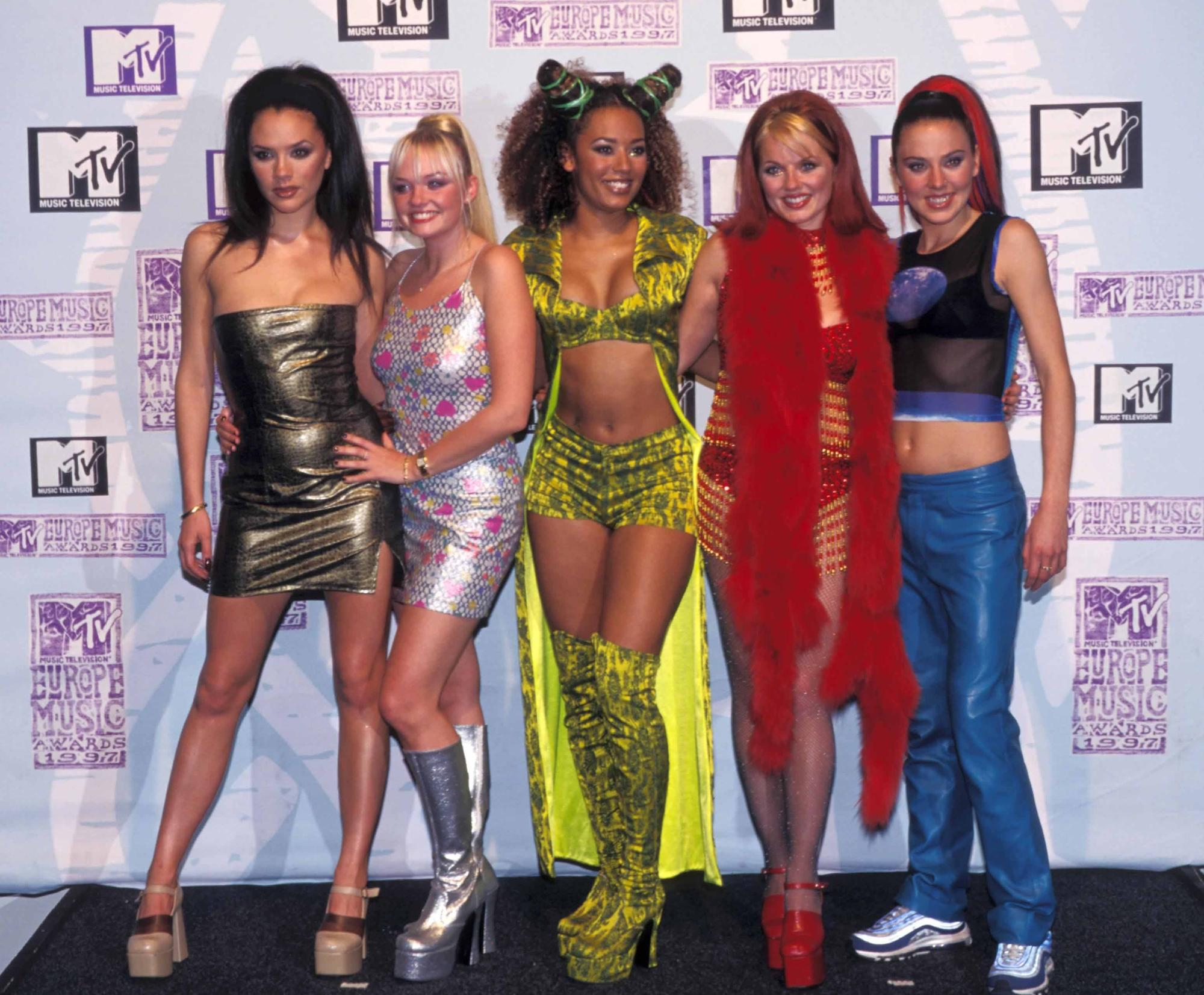 Spice Girls Reporters 10693834