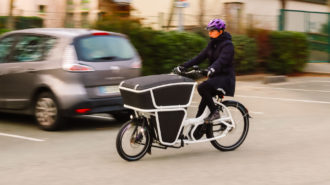 [Test] Vélo cargo Urban Arrow Shorty, un géant compact