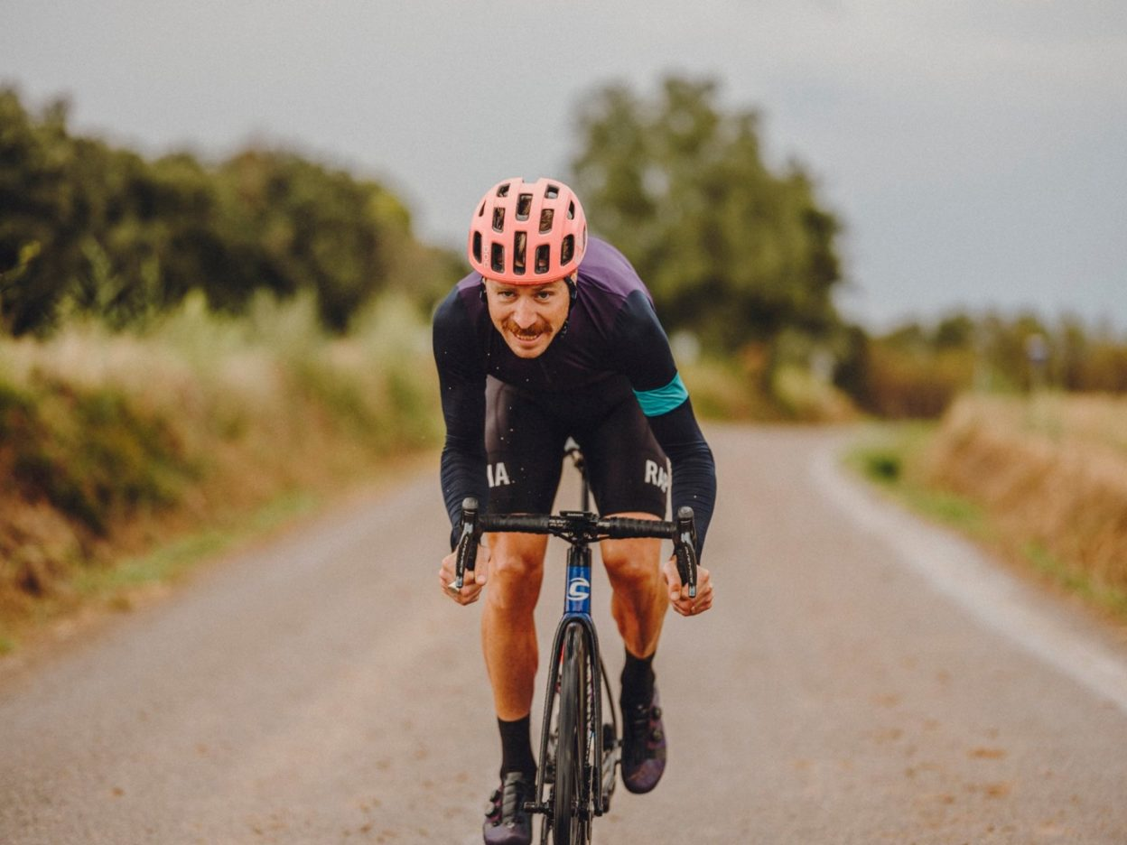 La Fondation Rapha organise un Black Friday Ride ce vendredi