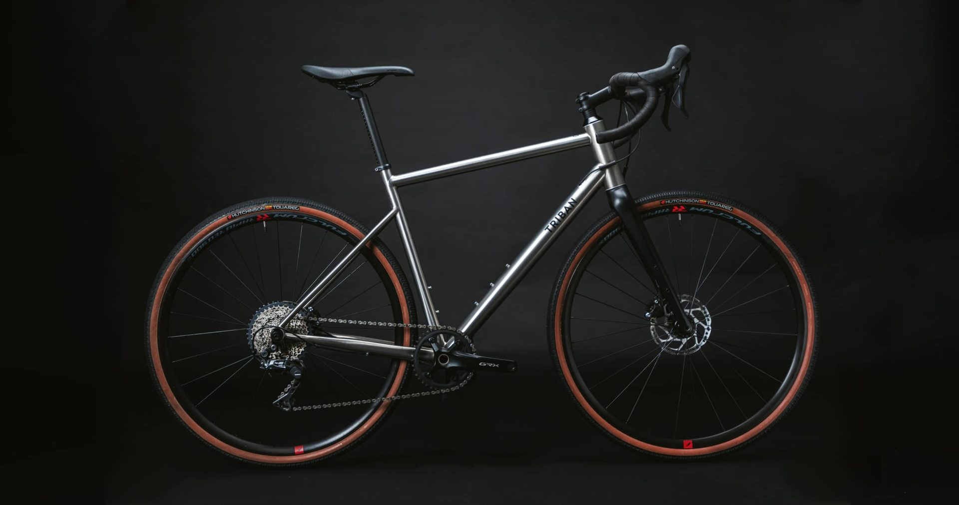 Triban Gravel 900 Titan Velo