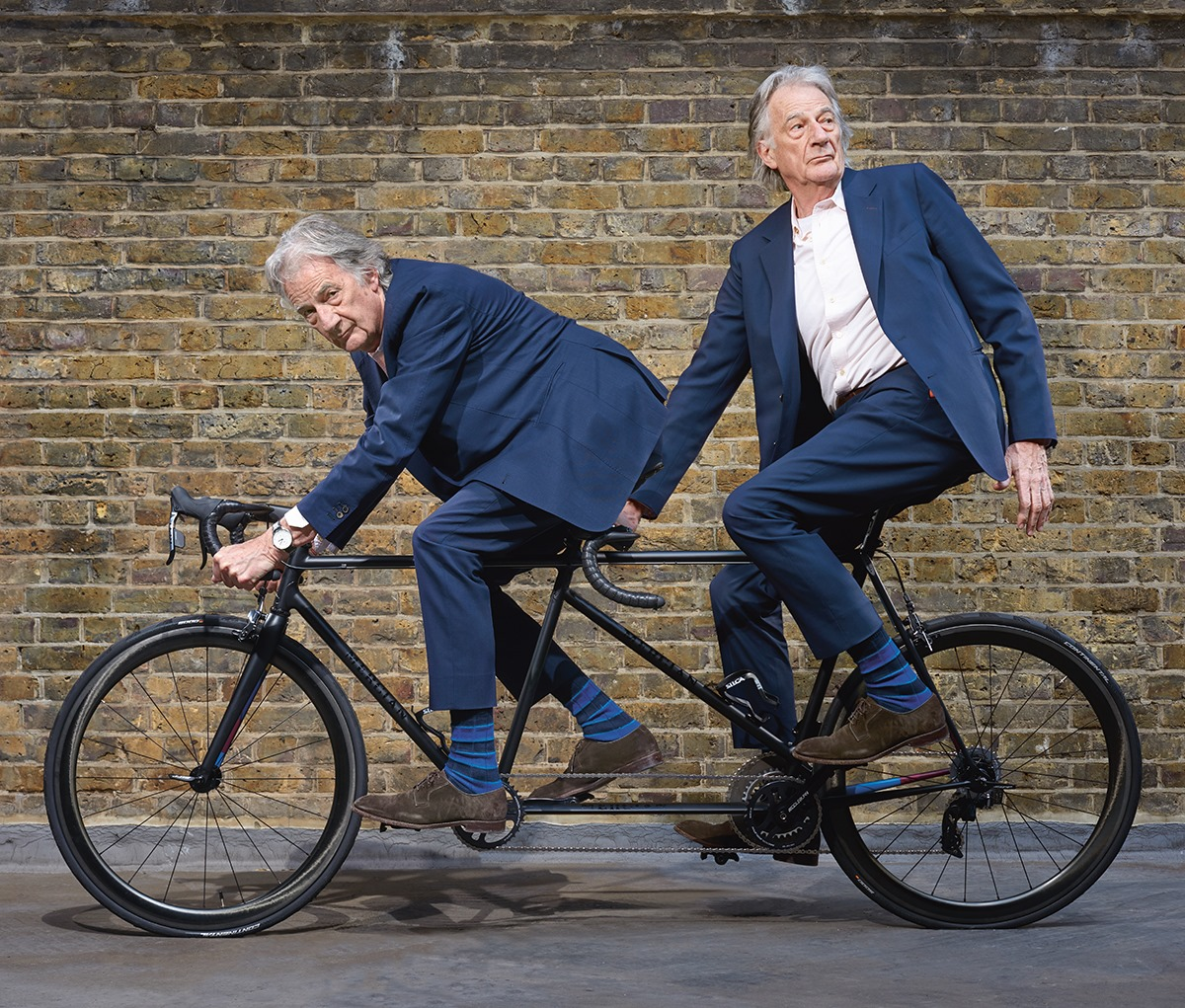 Sir Paul Smith [Le Calendrier de l'avent Vélo 2020]