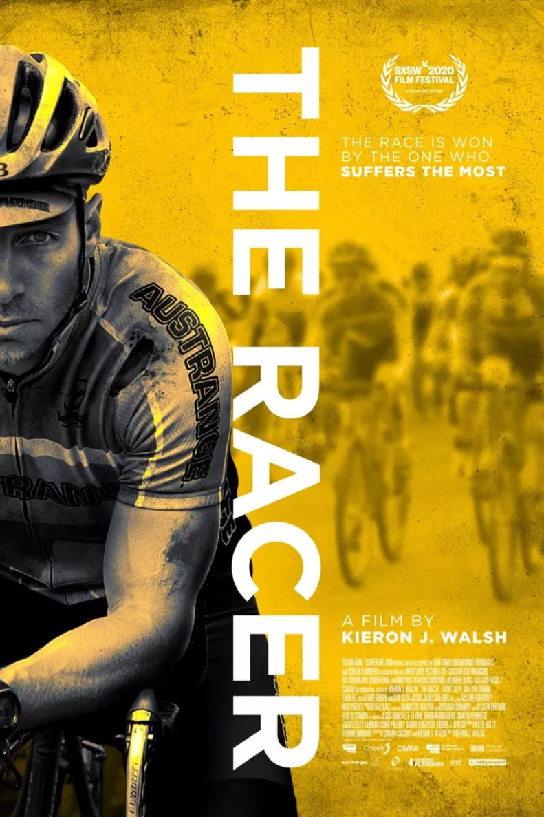 The Racer Affiche