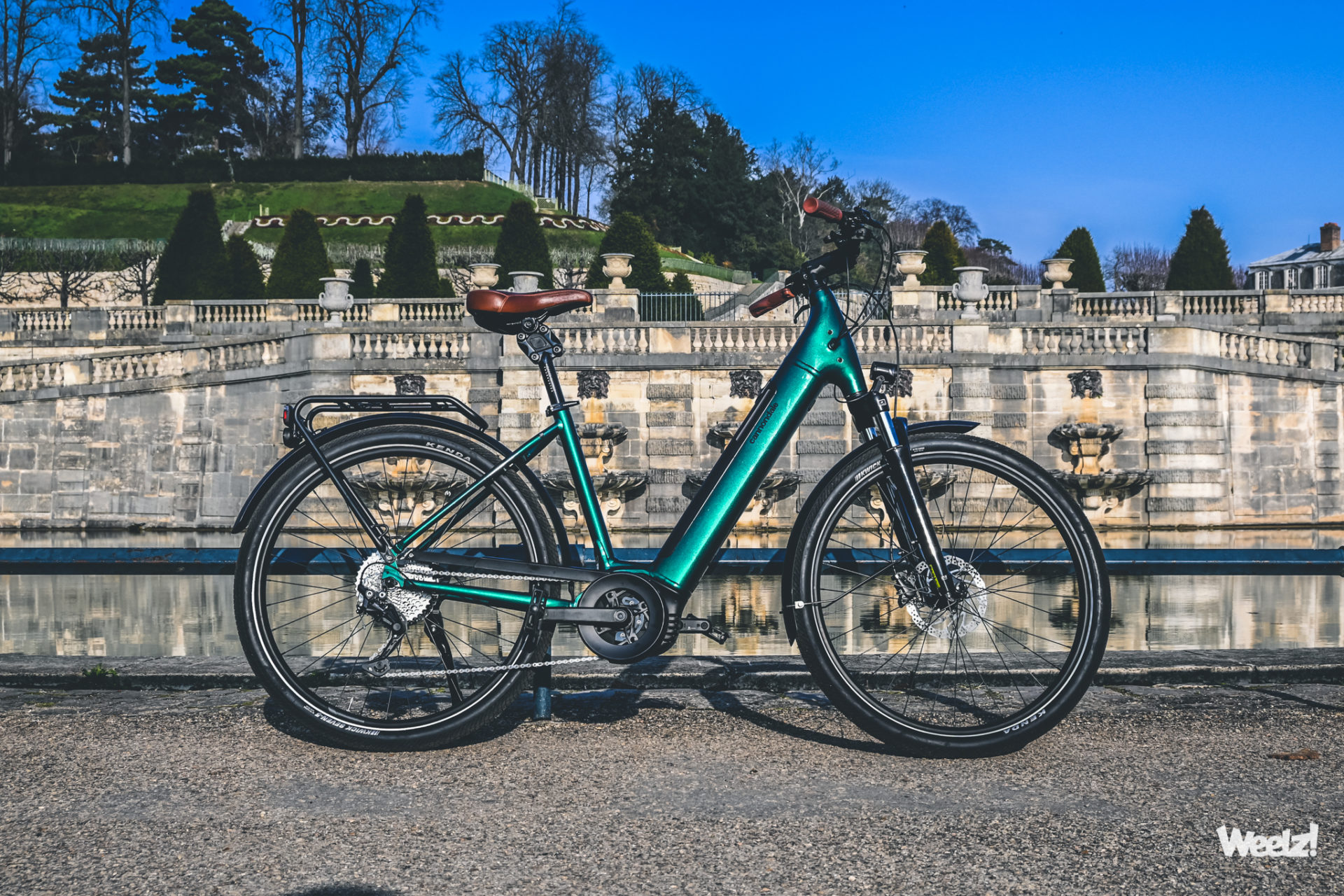 Weelz Test Velo Electrique Cannondale Adventure NEO 1 EQ 2021 0630